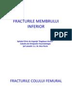 Modificat - Fracturile Membrului Inferior