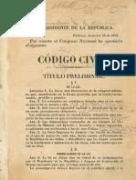 CodigoCivil1855