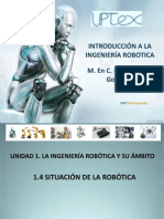 Unidad 1 - Introduccion a La Robotica Parte 2