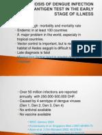 Ns1 Antigen Untuk Deteksi Dini Infeksi Virus Dengue Edh