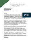 mercado laboral POLÍTICA EDUCATIVA