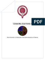 Grimoire Esoterica Vol 1