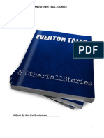 Everton Tales And Other Tall Stories