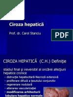 Ciroza hepatică