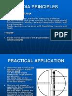 Stadia Principles