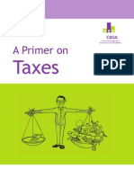 Primer on Tax in India