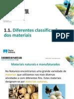 PPT_diferentes Materiais
