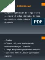 Lenguajes y autómatas unidad 3 competencias. optimización