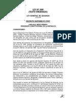 Ley n 1990 Texto Ordenado de La Ley General de Aduana (3)