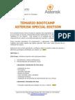 Temario Asterisk Training Special Edition v2013