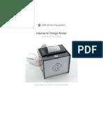Impressora termica com Arduíno