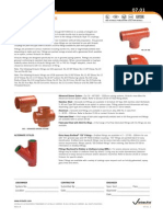 Grooved End Fittings 07.01
