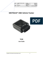 Meitrack Tc68 User Guide v1.8