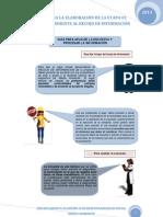 Guia 01 Elaboracion de La Etapa de Recojo de Informacion 2013 - 02