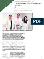 Los Edredones y Almohadones de Plumas Pueden Causar Fibrosis Pulmonar - ABC