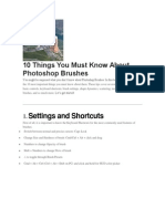 10 Things You Must Know About Photoshop Brushes.pdf