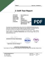 FCC ID XHHBNRV500-A | RF Exposure Info 1 of 4