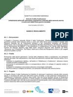 Bando e Regolamento Art 9 Edizione 2013 2014