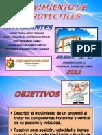 Movimiento Proyectil 10-05 Fisica