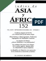 """Reseña al libro """"El control de la estampa erótica japonesa shunga"""", en Estudios de Asia y África 2013"""
