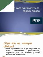 Ensayo Clinic o