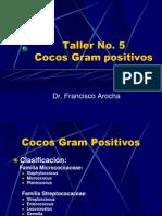 Cocos Gram Poitivos