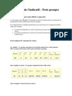 01 01Le Present 3 Groupes de Verbes[1]