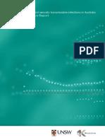 UNSW Annual Surveillance Report 2013