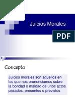 Juicios Morales