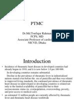 PTMC percutaneous balloon mitral valvuloplasty (PBMV).nicvd