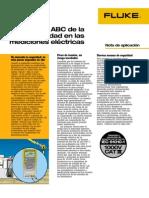 ABC de La Seguridad en Las Medidiones Electricas