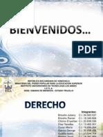 Diapositivas Para La Exposicion d Derecho