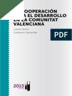 Cooperacion Para El Desarrollo Comunitat Valenciana