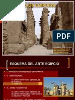 Los Templos Egipcios