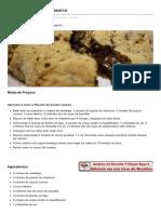 Showdereceitas.com-Receita de Cookie Caseiro
