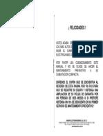 AMBAR Manual de Instalación, Operación y Mantenimiento Subestacion Comp
