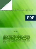 INSTRUCTIVO PARA LA FUNCIÓN DE AUDITORÍA INTERNA