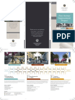 Pine Avenue Improvement Project Brochure