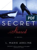 SECRET Shared by L. MARIE ADELINE - Excerpt
