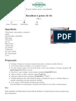 Bacalhau à gomes de Sá - 2012-12-20