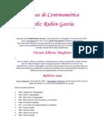 Poetas de Centroamérica