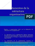 fundamentosdelaestructuraorganizacional-111221121815-phpapp02