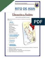 16 distritos de cñate