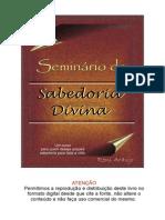Reniaraujo Seminriodesabedoriadivina Livrosevangelicosgratuitos 101103185654 Phpapp02