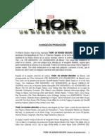 Thor 2 Advance Text Final 8-20-13 - Esp