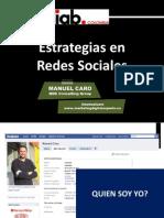 Estrategias Social Media Marketing