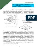 APLICACIONES DE LA PROYECCIÓN ESTEREOGRÁFICA A LA geofisica