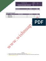 168107441 OHSAS Prosedur Manajemen Perubahan