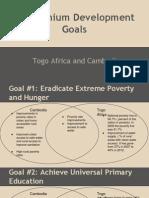 millennium development goals slideshow