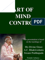 Art of Mind Control for ICFAI